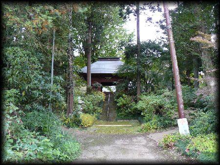 観音寺(牛久市)